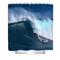 Peahi Unleashes Shower Curtain