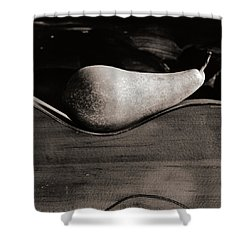 Pear #4745 Shower Curtain