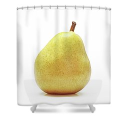 Pearfection Shower Curtain