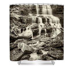 Pearsons Falls Shower Curtain by Joye Ardyn Durham