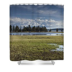 Pelican Creek Shower Curtain