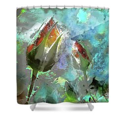 Shower Curtain featuring the photograph Pelusilla by Alfonso Garcia