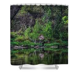 Pena Blanca Lake, Az Shower Curtain