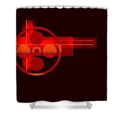 Penman Original- 270 Shower Curtain by Andrew Penman