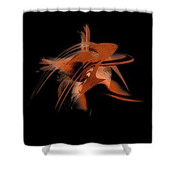 Penman Original-330-by Origin-we Are All Ethnic Shower Curtain