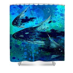 Penman Original-341 Family Is Important Shower Curtain