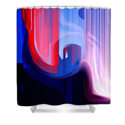 Penman Original-450 Shower Curtain by Andrew Penman