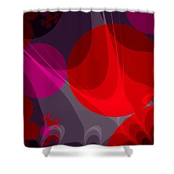 Penman Original-505 Shower Curtain by Andrew Penman