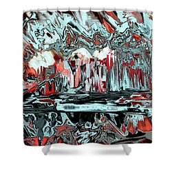Penman Original-565 Shower Curtain by Andrew Penman
