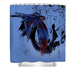 Penman Original-816 Shower Curtain by Andrew Penman