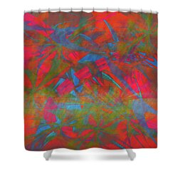 Penman Original-823 Shower Curtain by Andrew Penman