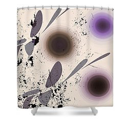 Penman Original-846 Shower Curtain by Andrew Penman