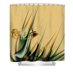 Penmanoriginal-559 Shower Curtain by Andrew Penman