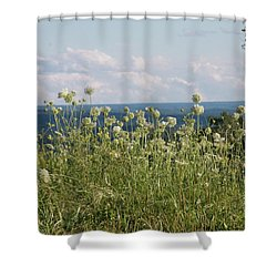 Shower Curtain featuring the photograph Pennsylvania Landscape by Vadim Levin