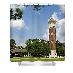 Pensacola State College Shower Curtain