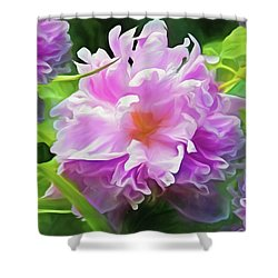 Peony Cluster 7 Shower Curtain