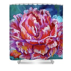 Peony No. 2 Jenny Lee Discount Shower Curtain
