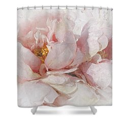 Peony Perfection Shower Curtain