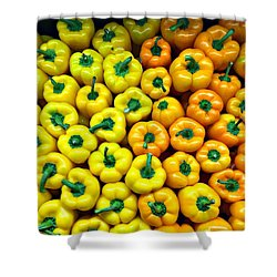 Pepper A Plenty Shower Curtain