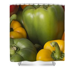 Peppered Delight Shower Curtain