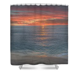 Perfect Ending Shower Curtain