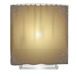 Perfect Oneness Shower Curtain