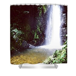 Perfect Swimming Spot After A Hike Shower Curtain