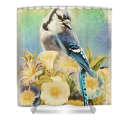 Perfectly Poised Shower Curtain