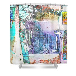 Shower Curtain featuring the photograph Performance Arts by Susan Stone