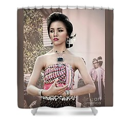 Performance Of Beauty Shower Curtain
