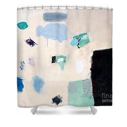 Permutation Shower Curtain