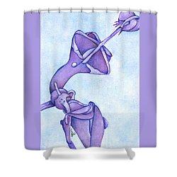 Distincta In Perpetuity Shower Curtain