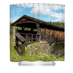Perrine's Bridge In May Shower Curtain