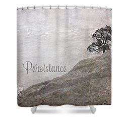 Persistance Shower Curtain