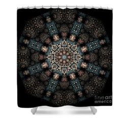 Persnickety Palpitations Of Magnificent Malformations Shower Curtain