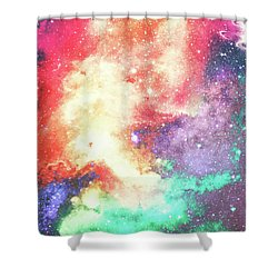 Personal Space Shower Curtain