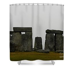 Perspective Shower Curtain by Priscilla Richardson