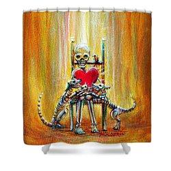 Pet Love Shower Curtain