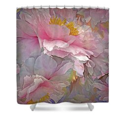 Petal Dimension 20 Shower Curtain