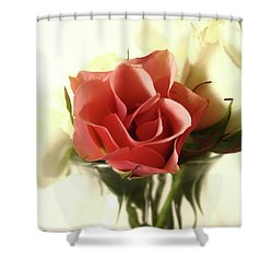 Petite Bouquet Shower Curtain