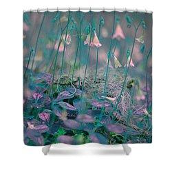 Petites Fleurs Shower Curtain