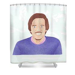 Pewdiepie Shower Curtain
