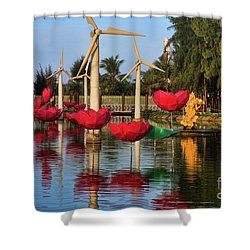 Phan Thiet Sudi Resort 2 Shower Curtain