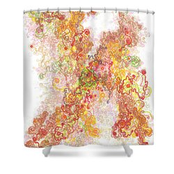 Phase Transition Shower Curtain