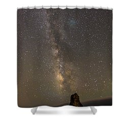 Phases Of Matter Shower Curtain