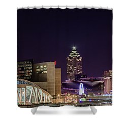 Phillips Arena 2 Shower Curtain