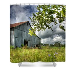 Phillip's Barn #2 Shower Curtain