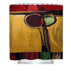 pHOT 170 Shower Curtain