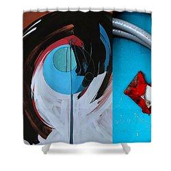 pHOT 172 Shower Curtain