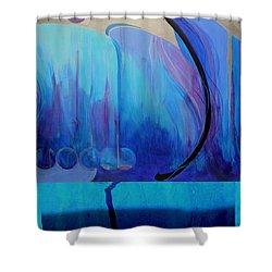 pHOT 173 Shower Curtain